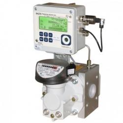 Счетчики газа (измерительные комплексы), газовый счетчик